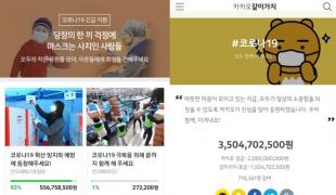 """""""용돈 모아서 코로나19 기…"""